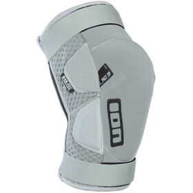 ION K-Pact Zip Knee Protectors grey melange